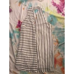 Lattice-Back Dress